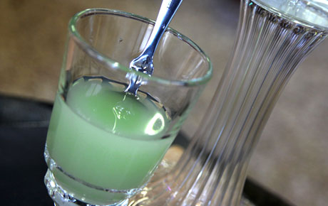 Distilleries d'absinthe au Val-de-Travers